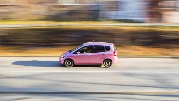 В Подмосковье число авто на дорогах увеличилось на 39% по сравнению с прошлой неделей