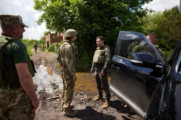 Страна головорезов: Во что Зеленский превратил Украину