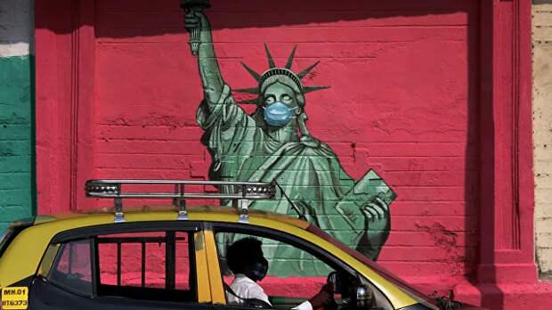 США с помощью санкций уничтожают свое главенство над миром. Ирина Алкснис