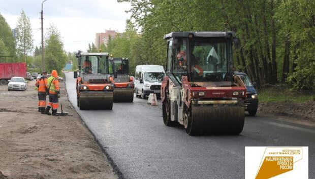 Общественные контролеры не нашли нарушений в ходе ремонта дорог
