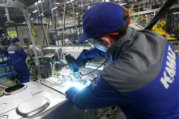 Гендиректор КАМАЗа: в 2017 году сохранится умеренный рост рынка