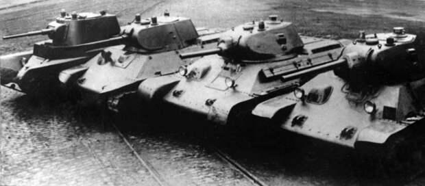 Инновационная броня для Т-34 до сих пор остаётся засекреченной