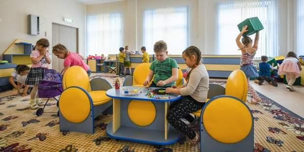 На Верхней Масловке началось строительство нового детского сада