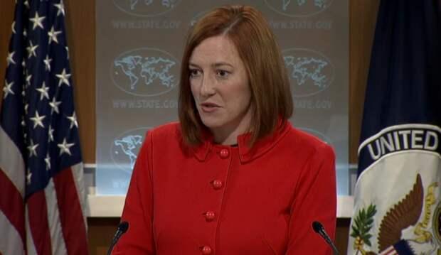 Джен Псаки: США недовольны контрактами между российскими и индийскими компаниями