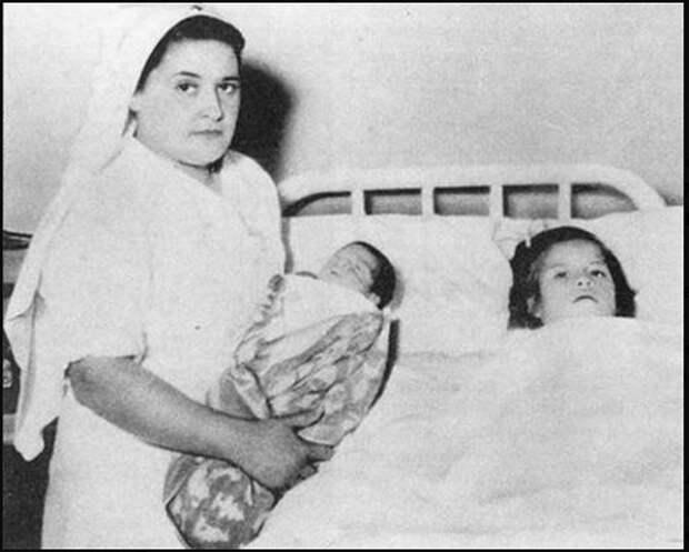 Невероятная история самой молодой матери в мире