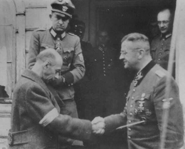 «Немцы удирают. К борьбе с Советами!»: кто предал варшавских повстанцев