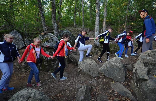 По программе детского туристического кешбэка уже купили более 100 тысяч путевок на 3 млрд рублей