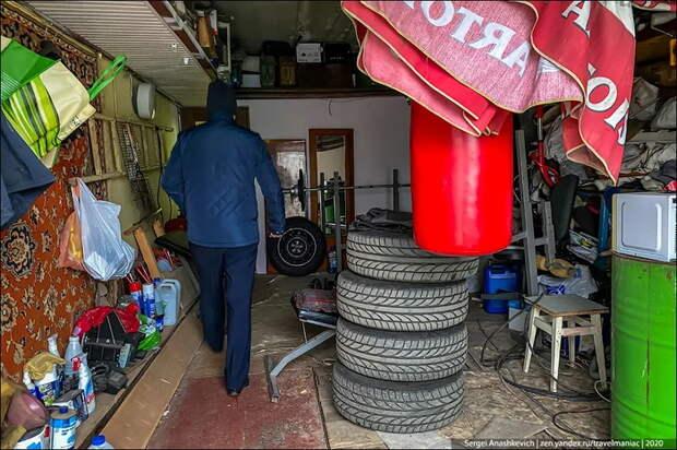 Если вы увидите этот гараж изнутри, вам захочется там поселиться!
