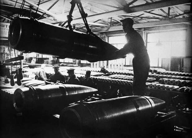 Немецкие оценки советского военного производства перед войной