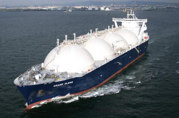 В России появятся плавучие хранилища газа