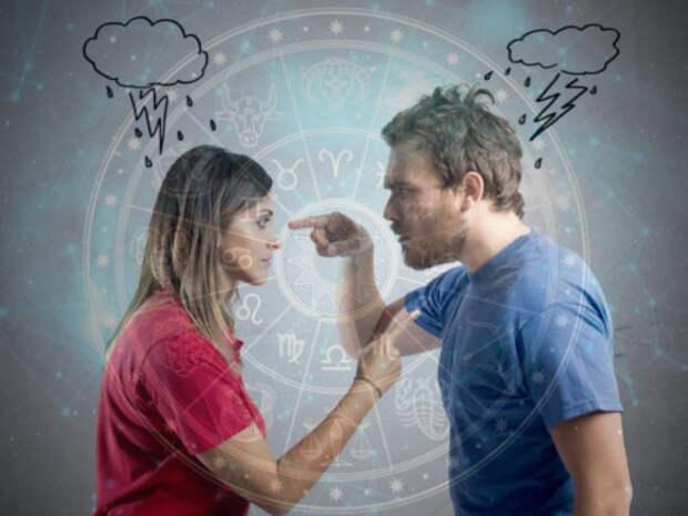 Основные ошибки, которые совершают знаки зодиака в отношениях