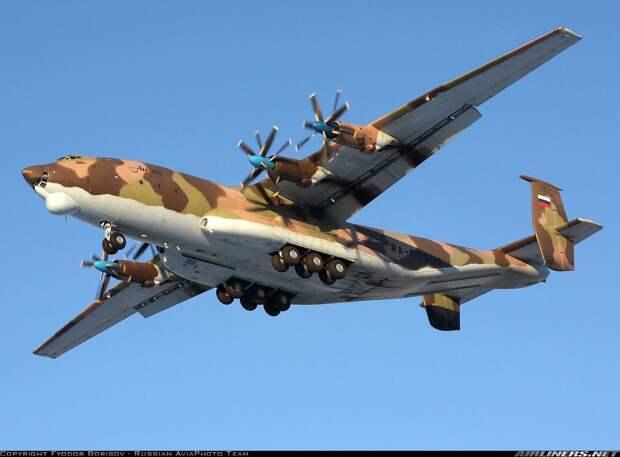самолет ан-22, ташкентский авиазавод, транспортный самолет