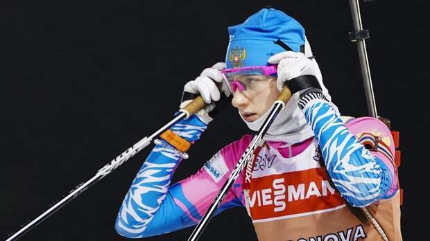Предел женской сборной России вэстафете— 5-е место. Наши биатлонистки недают повода для радости
