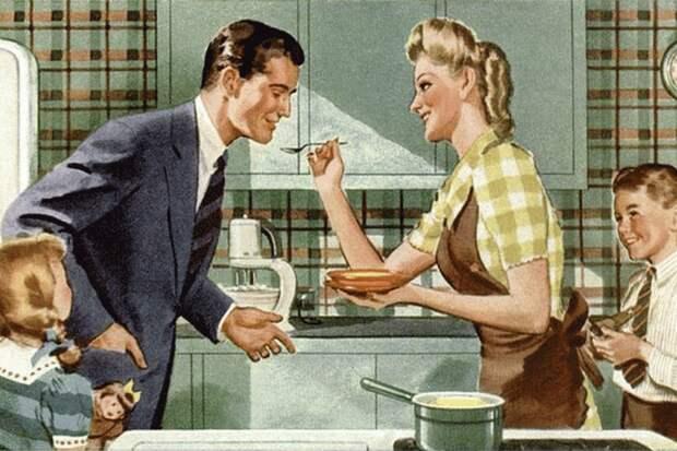 Что значит быть женщиной и женой в СССР. Отрывок из книги по домоводству