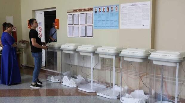 Систему дистанционного электронного голосования протестировали избиратели и э...