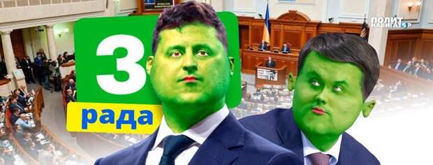 Мы ещё увидим, как Разумков скажет Зеленскому: «Я ваш приговор» – эксперт