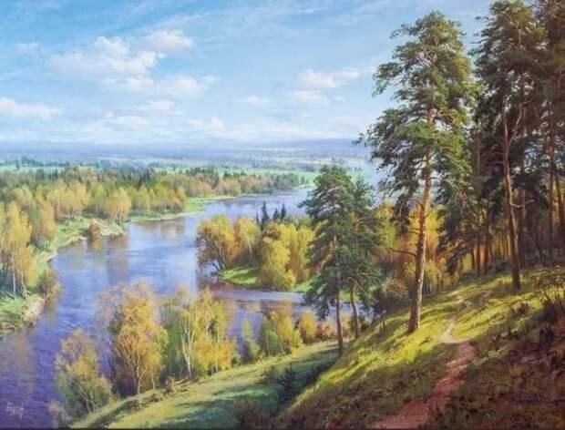 художник Сергей Басов картины – 08