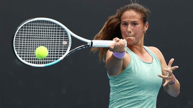 Касаткина победила в Мельбурне, выиграв 1-й турнир с 2018 года