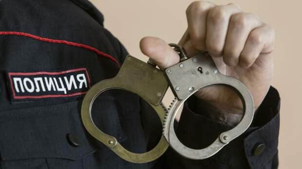 Полиция задержала серийного вора металлических изделий во Владикавказе