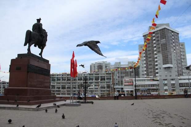 Ясные дни и потепление до +21°С ожидаются на текущей неделе в Иркутске