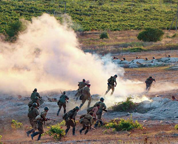 Крымский военно-исторический фестиваль, 24-26 сентября