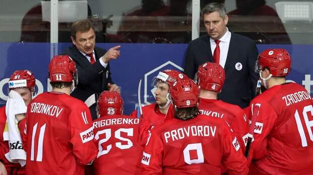 Россия — Канада: букмекеры назвали фаворита четвертьфинала ЧМ-2021