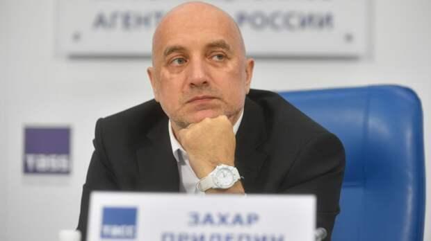Писатель Захар Прилепин рассказал, как СМИ променяли Шолохова на Бузову