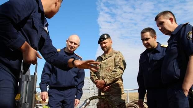 В Крыму СК провёл масштабные учения к 65-летию службы криминалистики