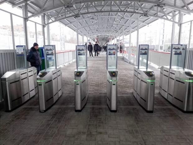 С 4 февраля поезда через станцию «Перерва» поедут по измененному графику