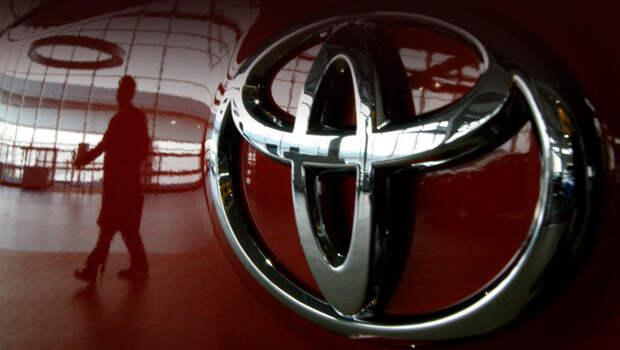 Toyota названа самым дорогим автомобильным брендом