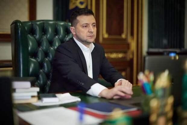 Зеленский заявил, что «Северный поток – 2» является «оружием» в руках России