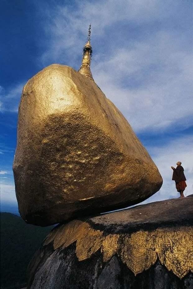 Балансирующие камни