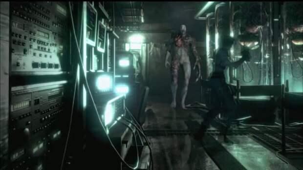 Т-001 (Resident Evil Zero)