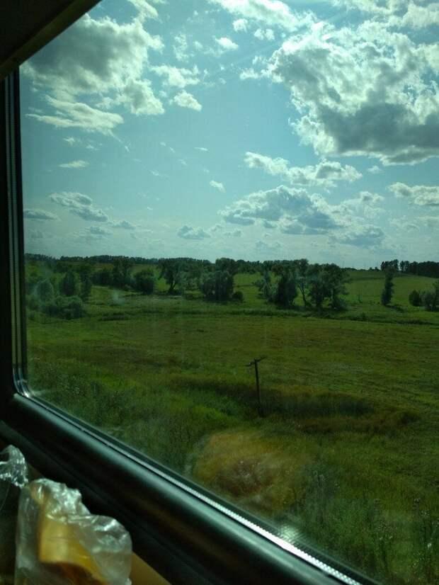 Под стук колёс: непередаваемая железнодорожная романтика