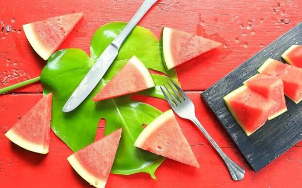 4. Оздоравливающий эффект. Почему арбуз полезен - 5 причин к употреблению