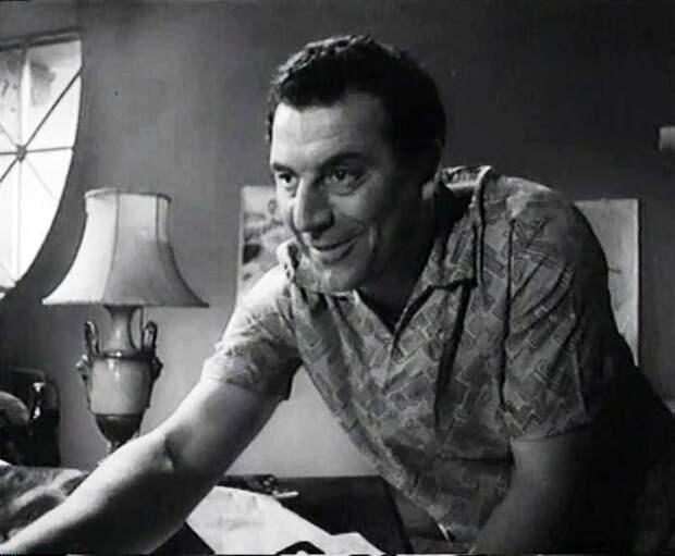 1963 год. Кадр из фильма «Секретарь обкома»