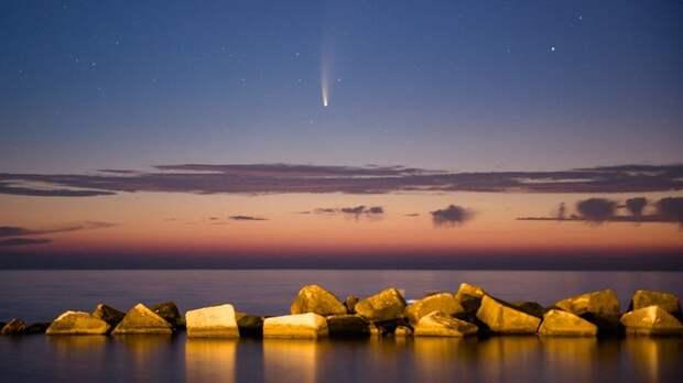 Комета Неовайз