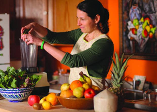 Овощи и фрукты - лучшее средство от авитаминоза