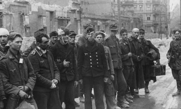 Как жили немецкие пленные после возвращения в Германию.
