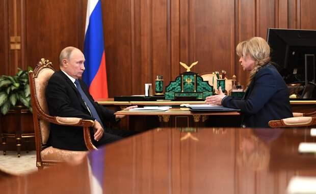 Путин оценил победу уборщицы на выборах главы поселения