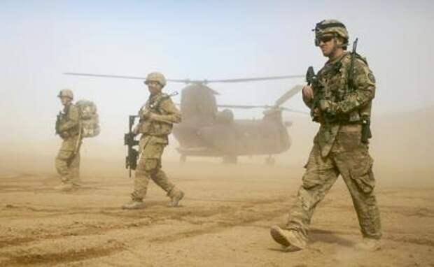 Гуд бай, Афган: Истинный смысл «ухода» Америки