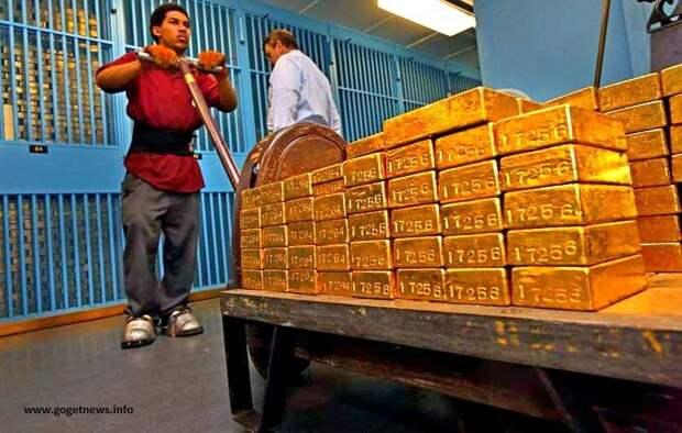 Швейцария оказалась замешана в преступных махинациях нацистской Германии с золотом