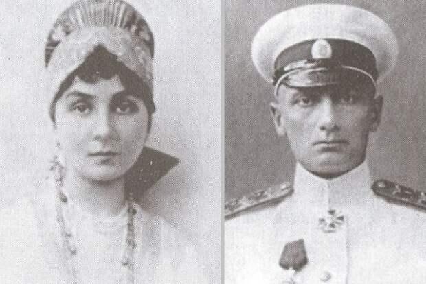 Анна Тимирева: как сложилась судьба последней любви Колчака в СССР