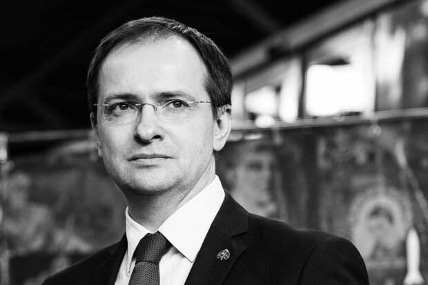 Владимир Мединский вошел в состав наблюдательного совета общества «Знание»