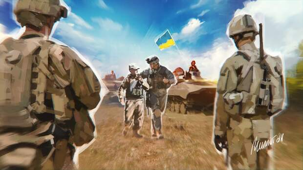 Страны НАТО заявили о праве Украины войти в состав Альянса
