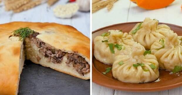 Как приготовить кавказские блюда