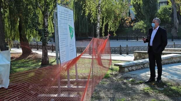 Власти Крыма выявили ряд нарушений на строящихся объектах в Симферопольском и Белогорском районах