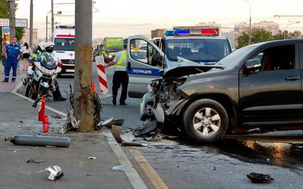Где больше всего людей погибло в авариях? Статистика
