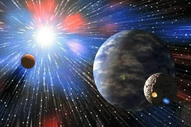 Закон Космического Единства всего сущего во Вселенной