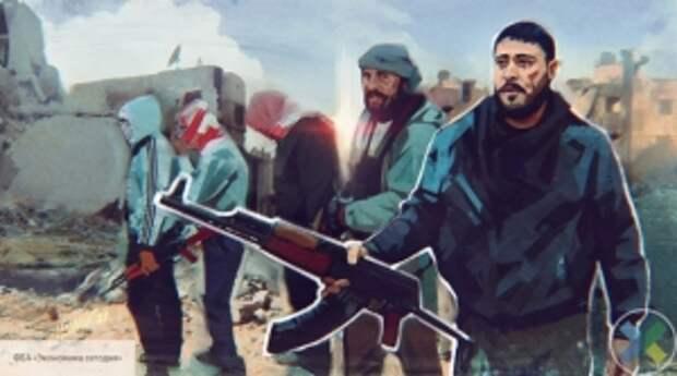ВСУ перебросили наемников из стран Ближнего Востока на фронт в Донбассе